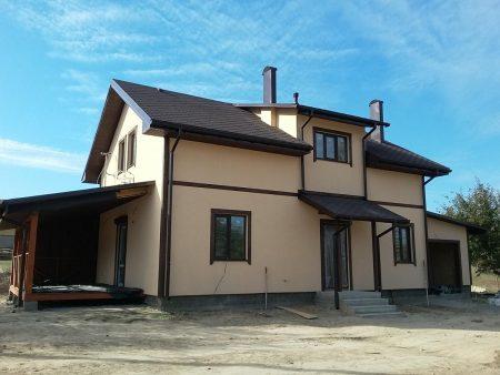 Канадский дом